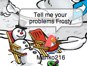 frostyproblems